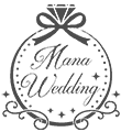 マナウエディングロゴ