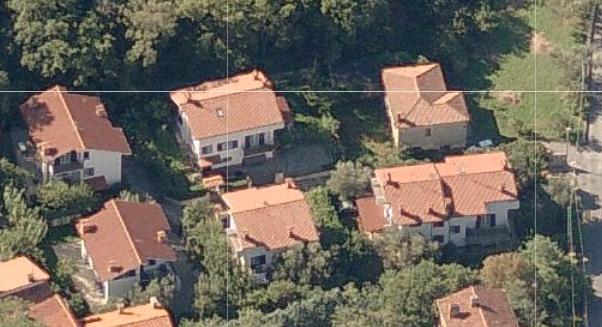 Gruppo di 6 case a S. Dorligo