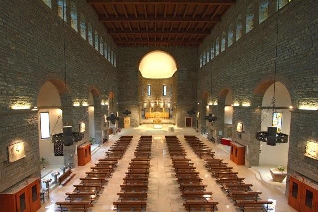 Chiesa di S. Francesco, Via Giulia