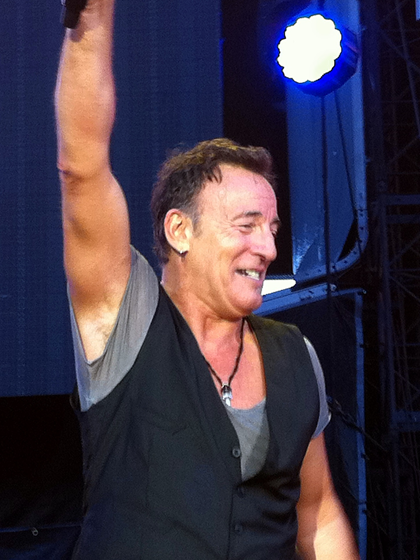 Picture taken at concert in Zurich 2012