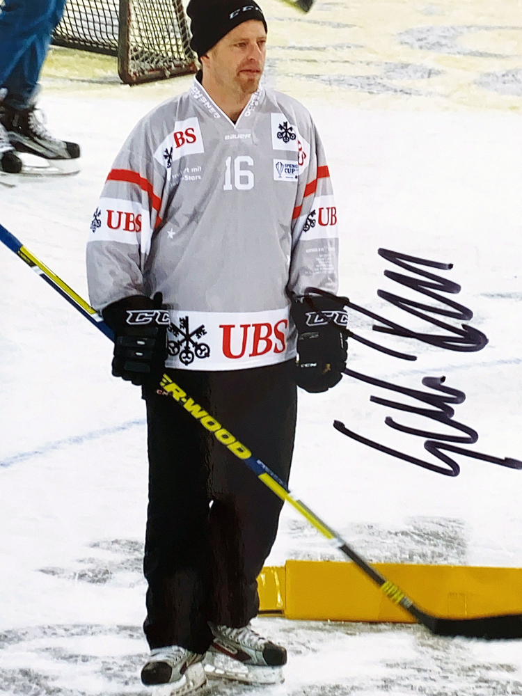 Autograph Sandro Rizzi Autogramm