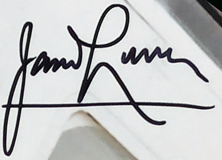 Autograph Jim Lovell Autogramm
