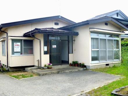 花巻ママハウスは閑静な住宅街の一軒家