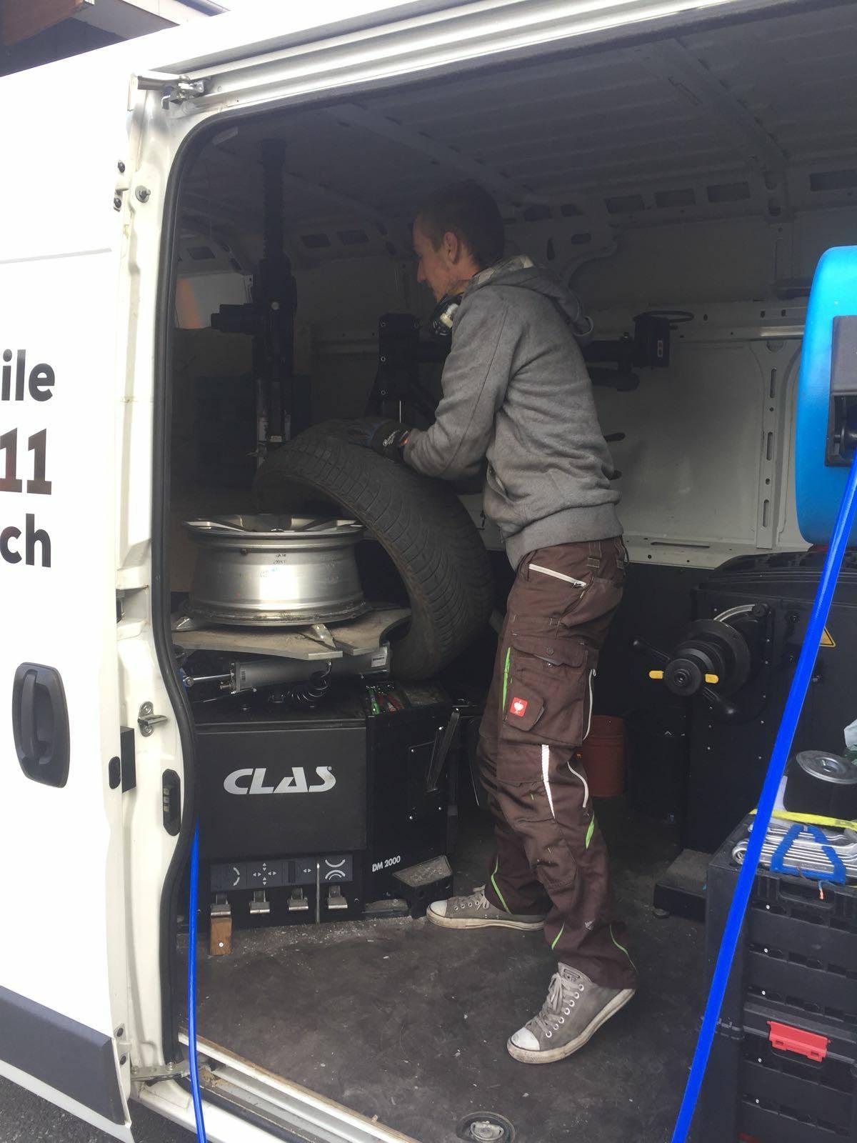 Accueil - - Tyre Truck, changement de pneus à domicile.