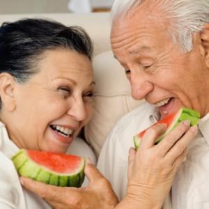 nutricion en personas mayores