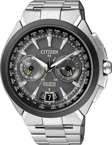 CITIZEN TITANIO EURO 1190