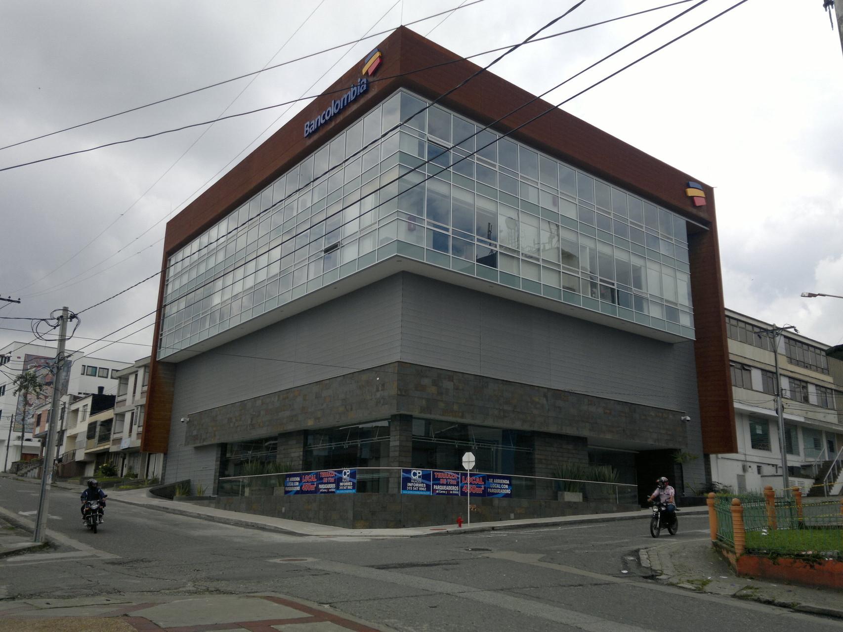 EDIFICIO BANCOLOMBIA ARMENIA