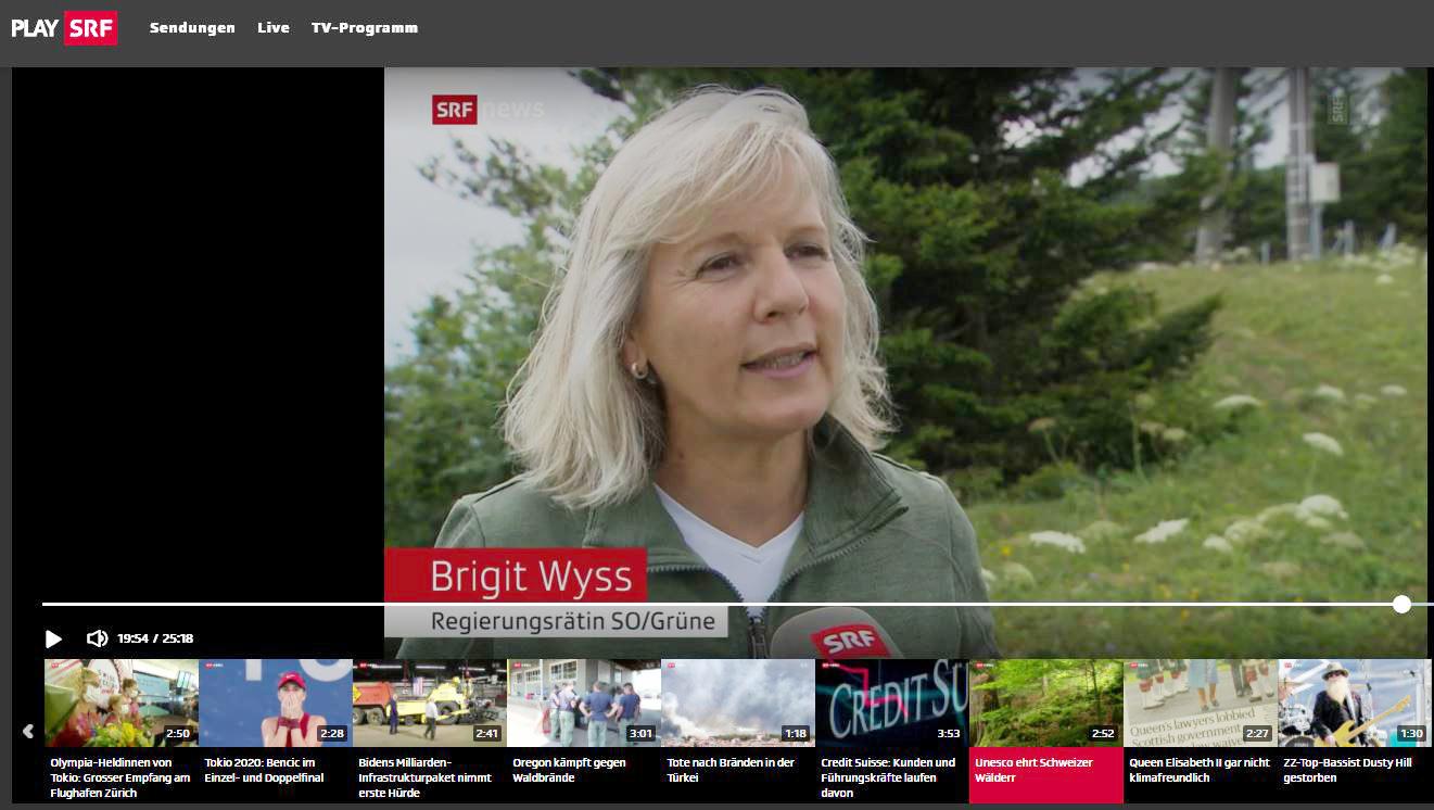 Buchenwald am Bettlachstock wird UNESCO Weltkulturerbe