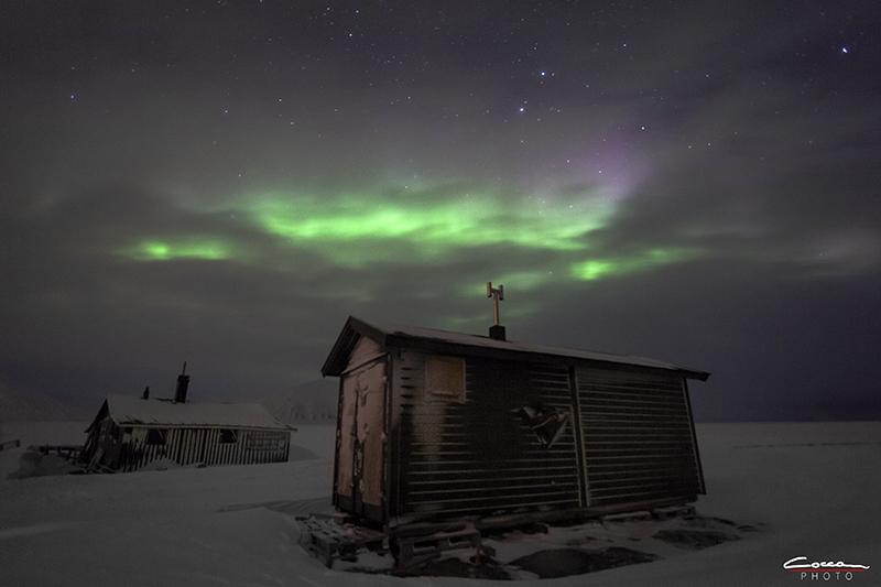 5° Trofeo MARIO DUTTO 2021 - Fotografia ammessa al concorso: Aurora Borealis House