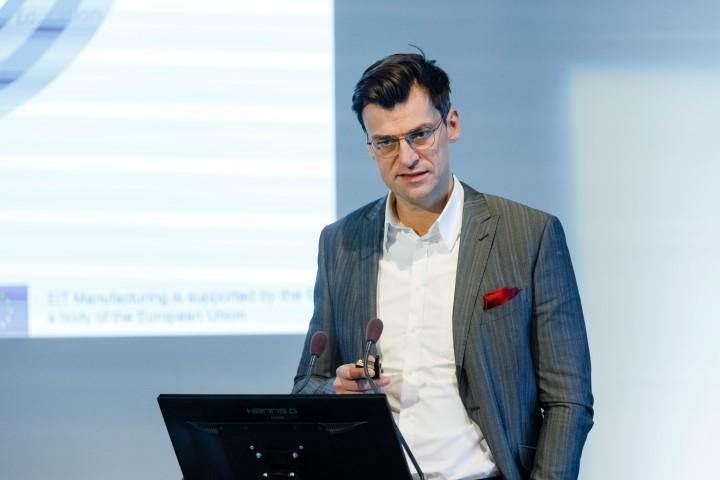Nils Reimers, Stryker Trauma GmbH