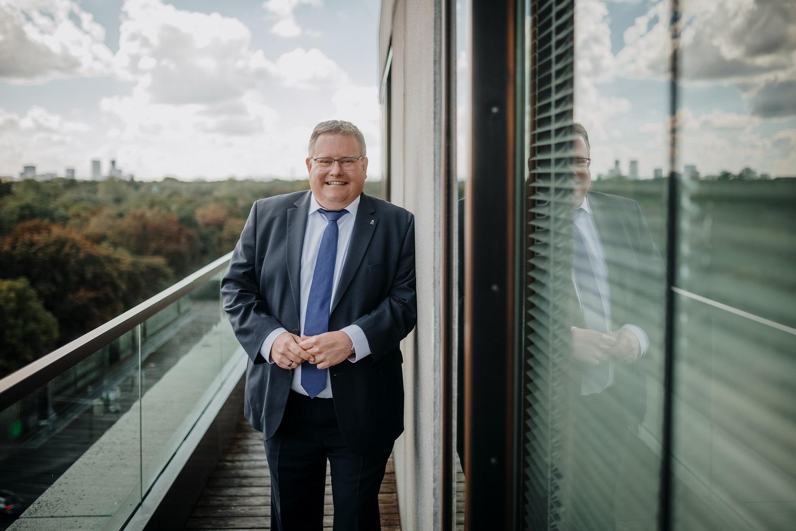 Bundestagsabgeordneter Markus Uhl ist Mitglied im Parlamentskreis Biosphärenreservate