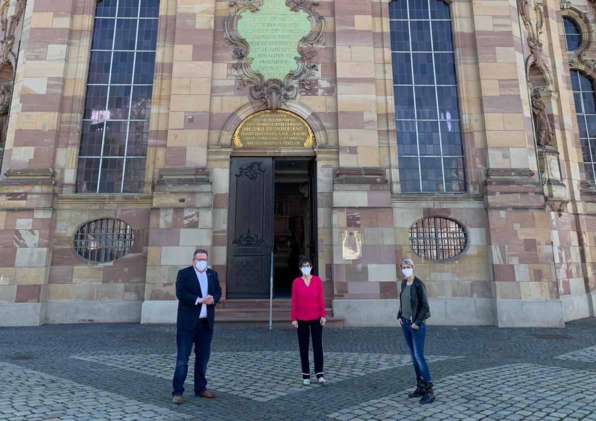 Bund fördert die Sanierung von Denkmälern im Saarland mit über 1,3 Million Euro