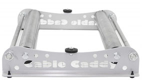 Cable Dispenser Cable Caddy 510 - silver