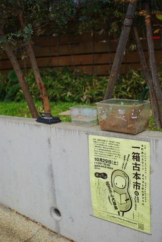 完成した作品は、この一箱古本市のあるお祭りに、展示するからね!