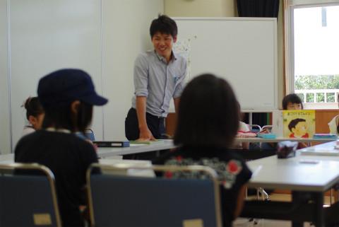 イケメンなだけじゃないのです。 感想文はお任せ!の安藤先生。