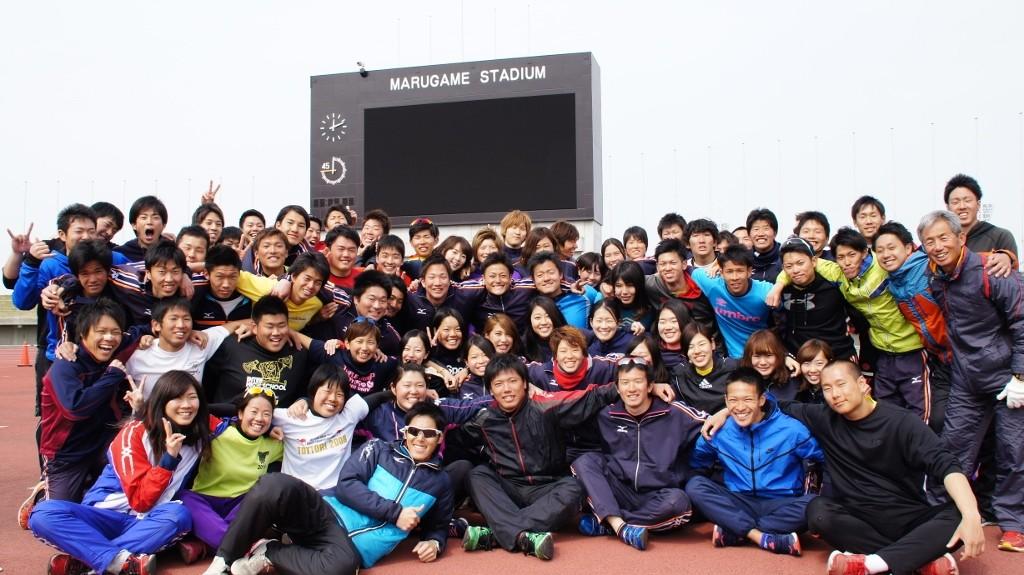 香川合宿(2014年度)
