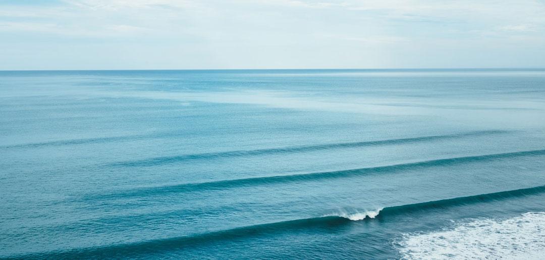 Glück ist wie das Meer - Gedanken kommen auch immer wieder.