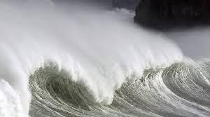Der Wellengang ist wie dein Pulsschlag - immer da im Hier und Jetzt