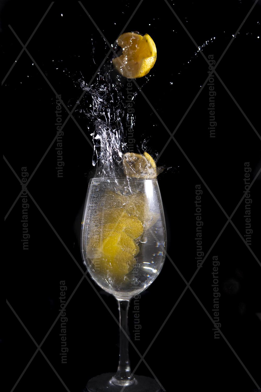 Precipitado de limón
