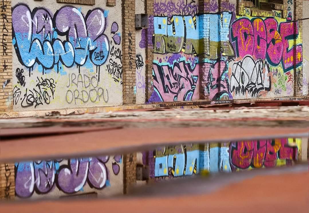 Graffiti - David Serrano