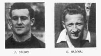Jean Steurs et Arthur Marchal