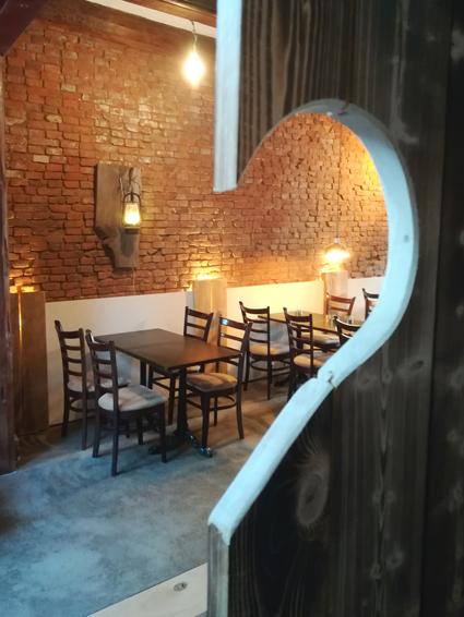 Unser Scheunencafé mit Herz