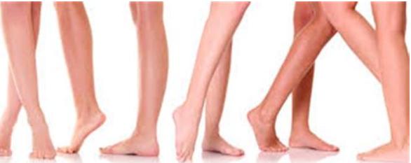 épilation des jambes au Puy-en-Velay