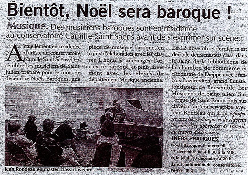 Paris-Normandie - décembre 2014