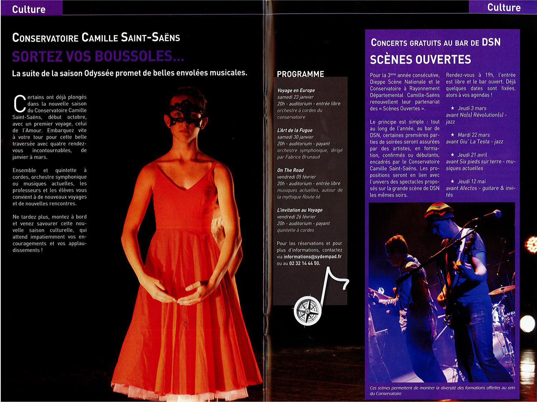Magazine Dieppe-Maritime