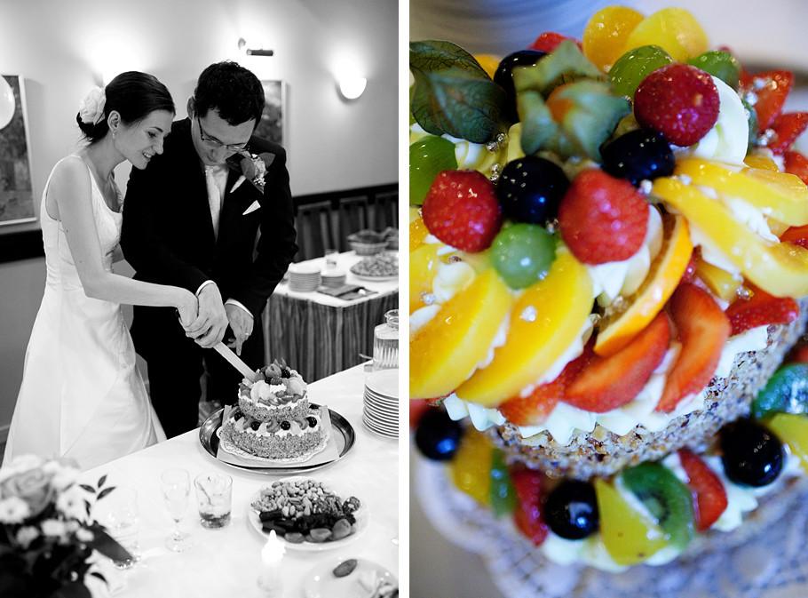 Martin Schneider Fotografie Hochzeitstorte anschneiden