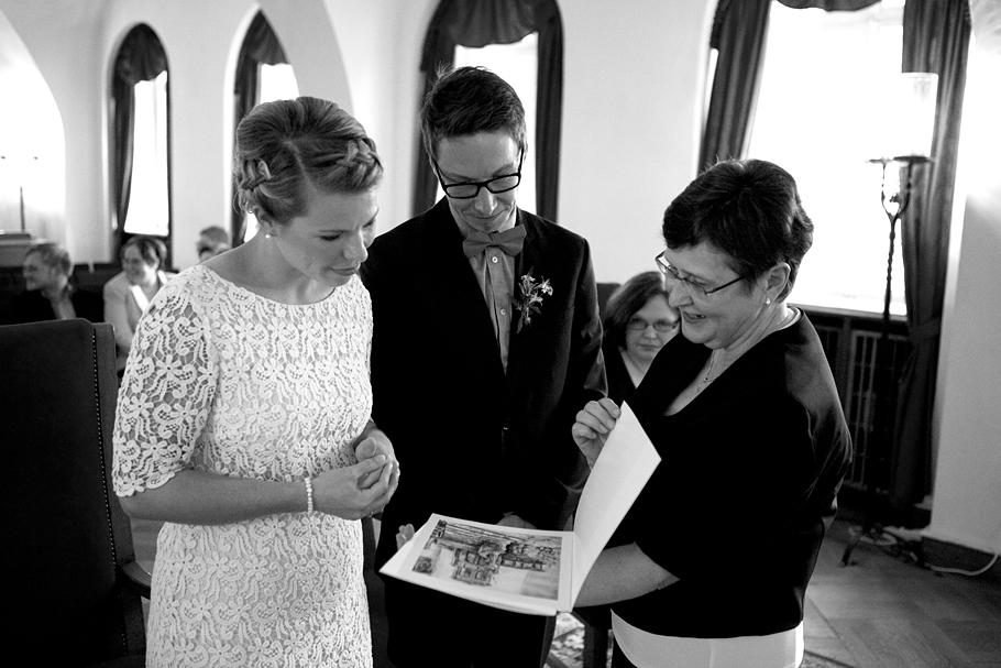 Hochzeit im Standesamt Görlitz