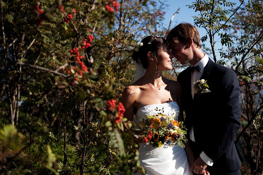 Hochzeit im Zittauer Gebirge