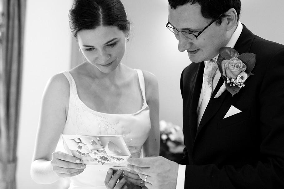Martin Schneider Fotografie Hochzeitskarte