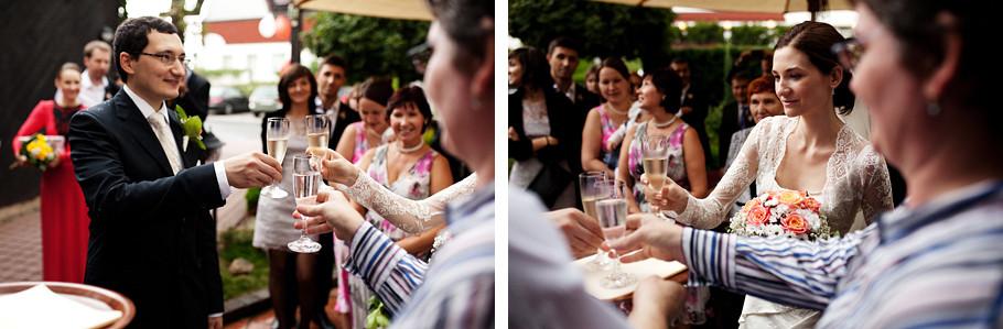Martin Schneider Fotografie Görlitz Sektempfang Hochzeit