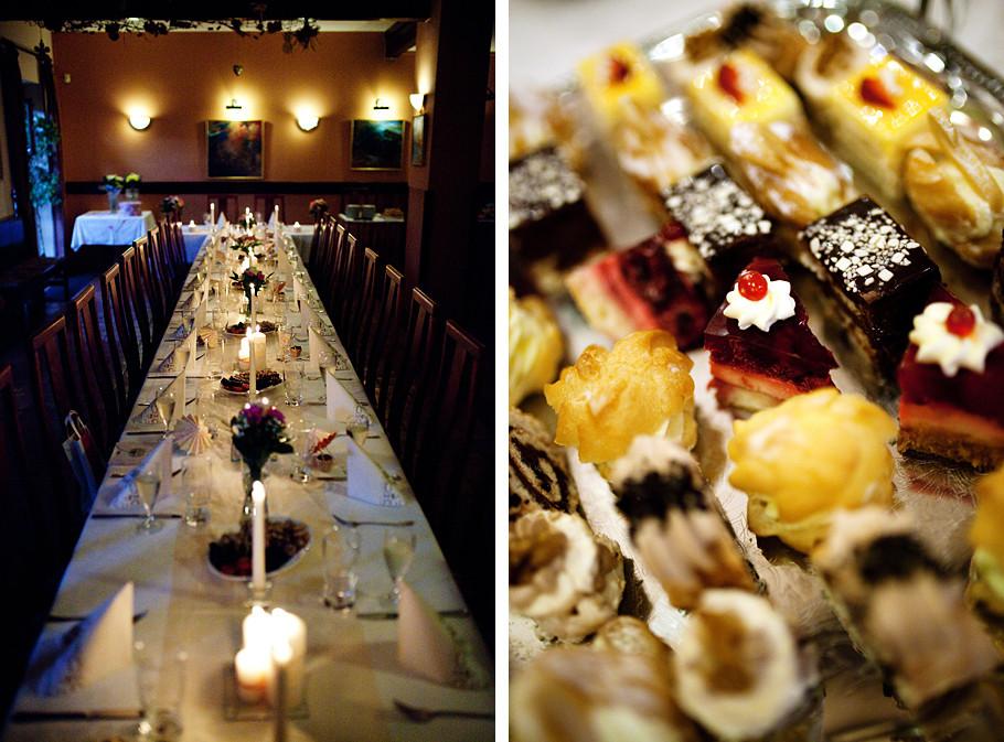 Martin Schneider Fotografie Hochzeitslocation und Kuchen