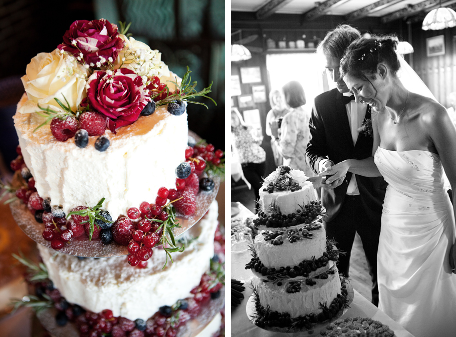 Hochzeitstorte anschneiden Hochzeitsfotograf Martin Schneider Fotografie