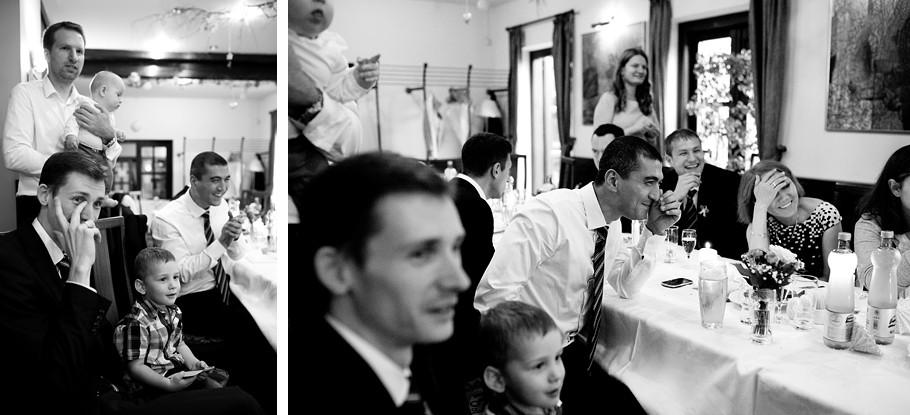 Martin Schneider Fotografie Spaß auf der Hochzeitsfeier