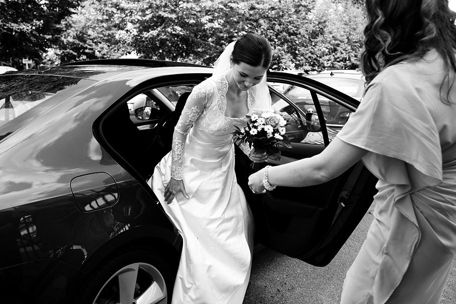 Martin Schneider | Fotografie Hochzeitsfotograf Görlitz Braut Auto