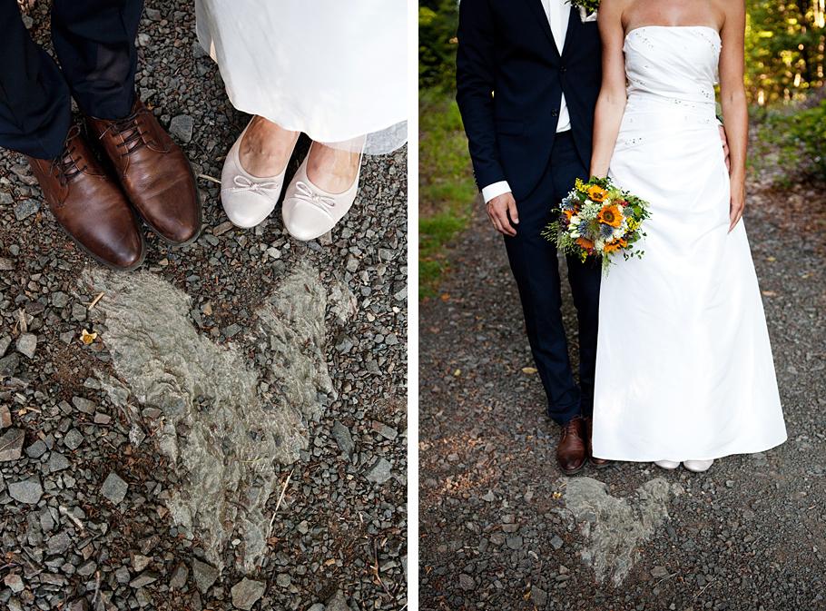 Hochwald im Zittauer Gebirge Hochzeitsfotografie Martin Schneider Fotografie