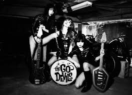 THE GO-DEVILS