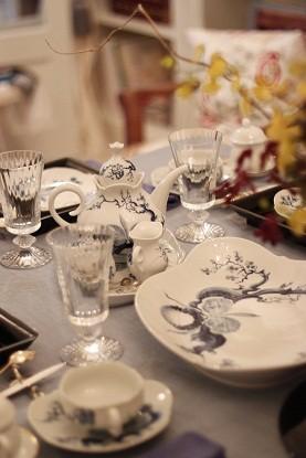 11月のテーブル