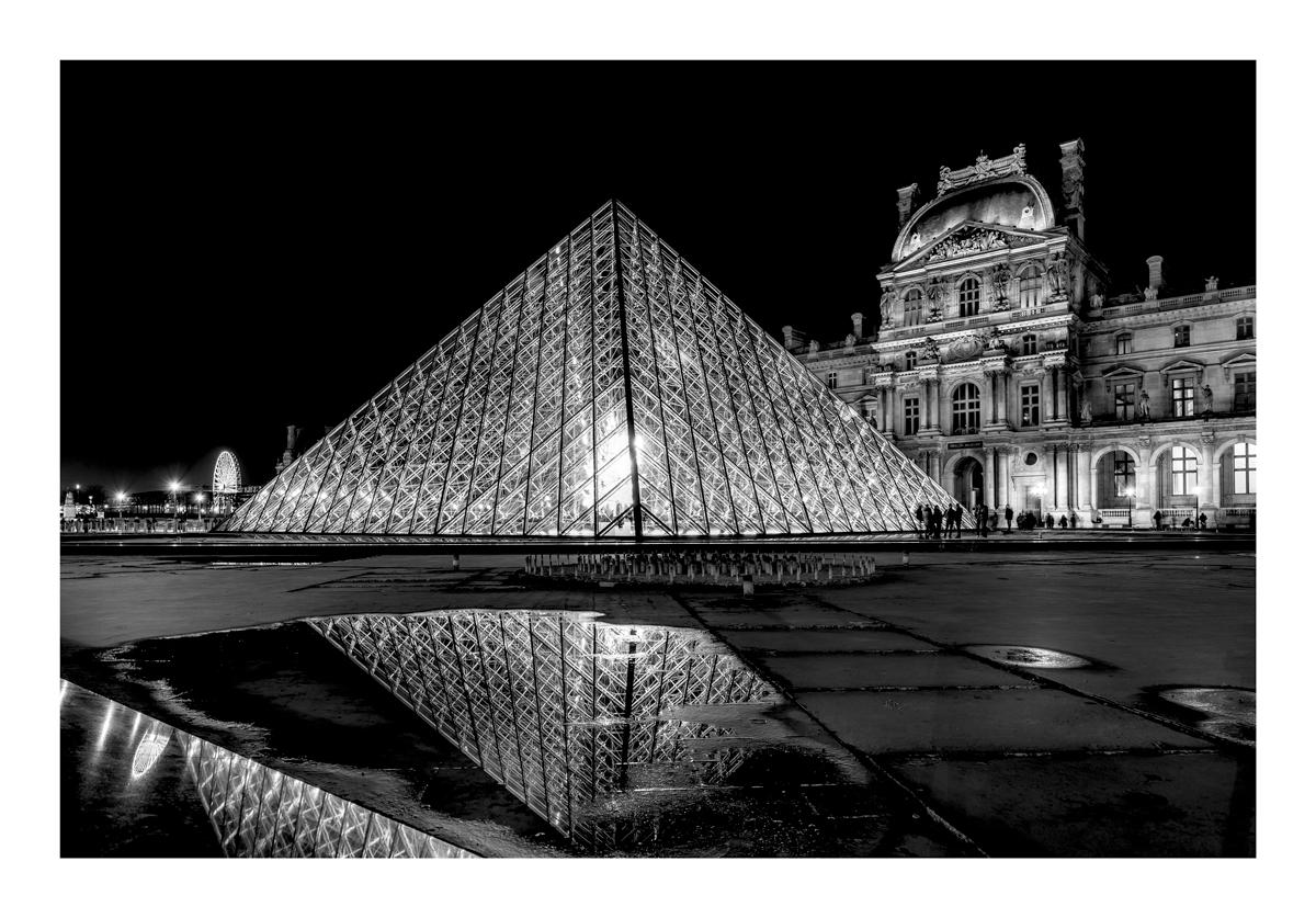 Ville lumière - Paris.