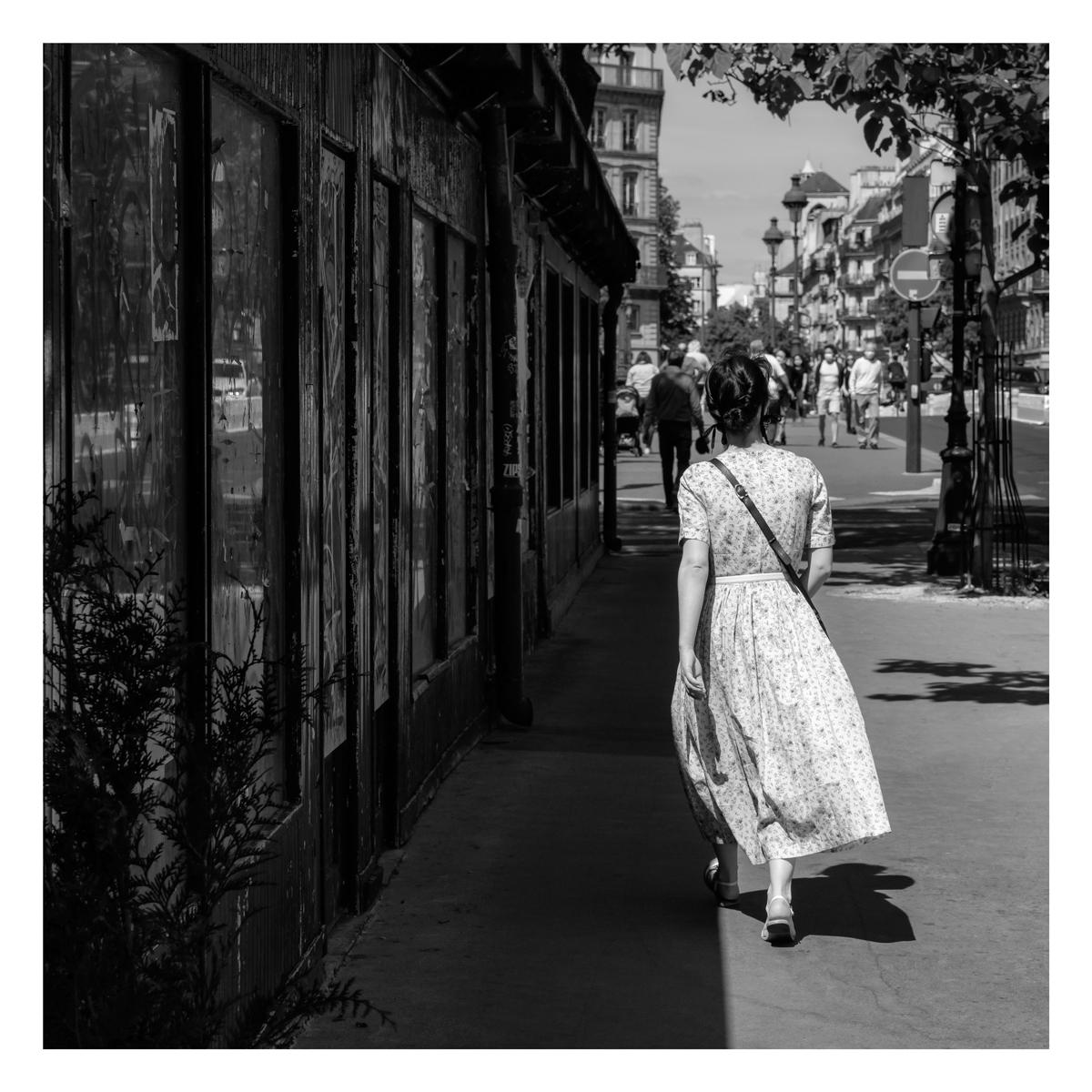 Disparition - Paris.