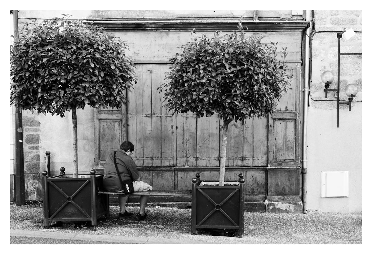 Isolement - Saint-Junien.