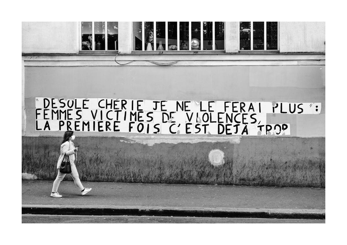 Violences - Paris.
