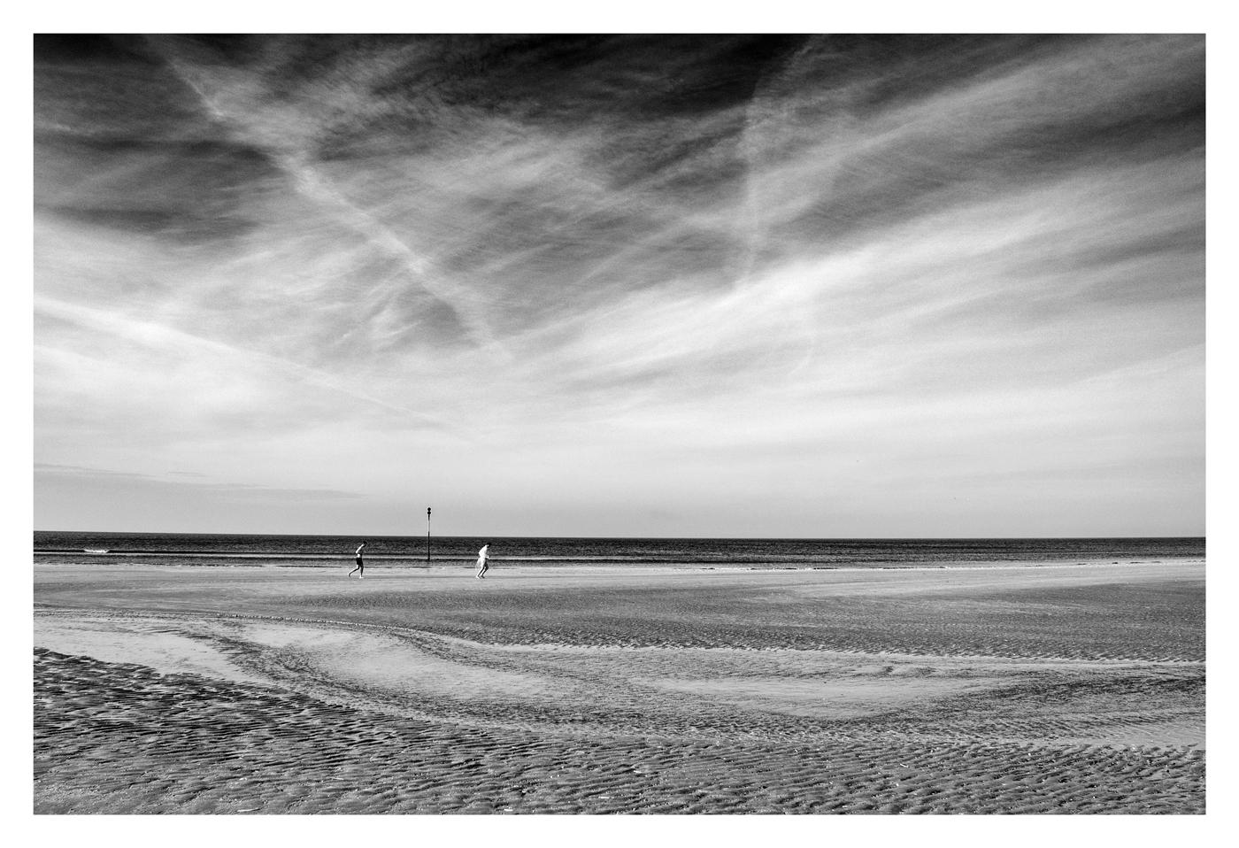 La course - Deauville.
