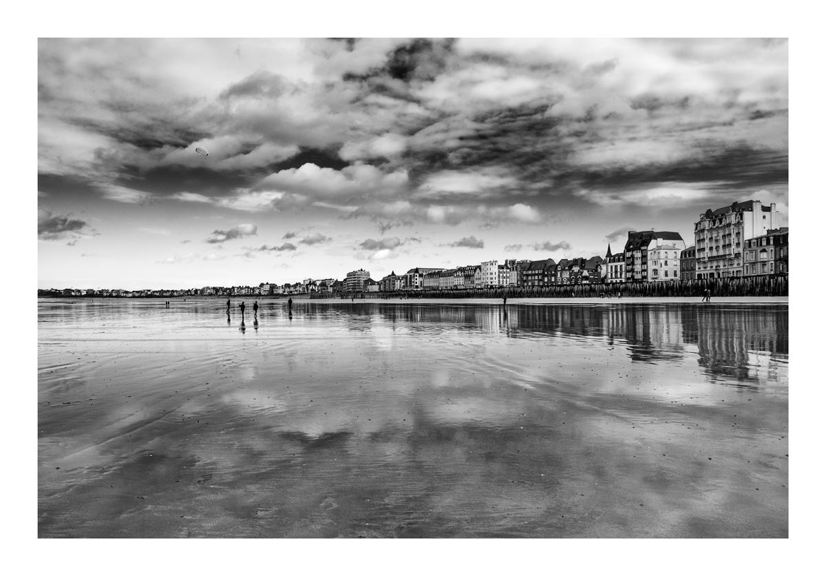 Nouvelle ville - saint Malo.