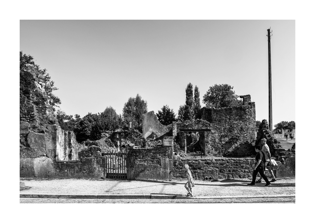 Détachement - Oradour Sur Glane.