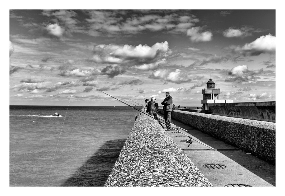 La pêche - Dieppe.
