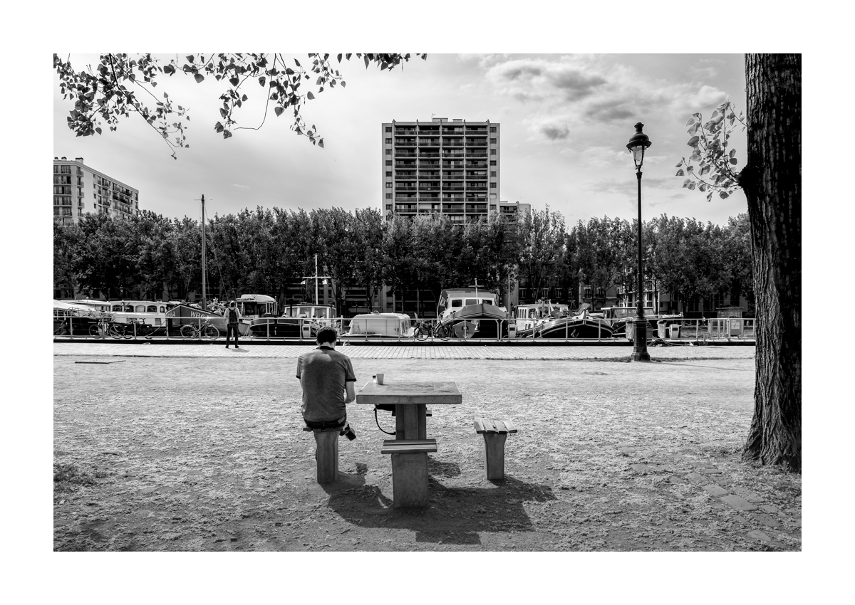 Le bureau - Paris.